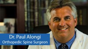 Dr. Paul Alongi, Orthopedic Spine Surgeon