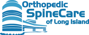 The logo for Orthopedic Spine Care of Long Island.