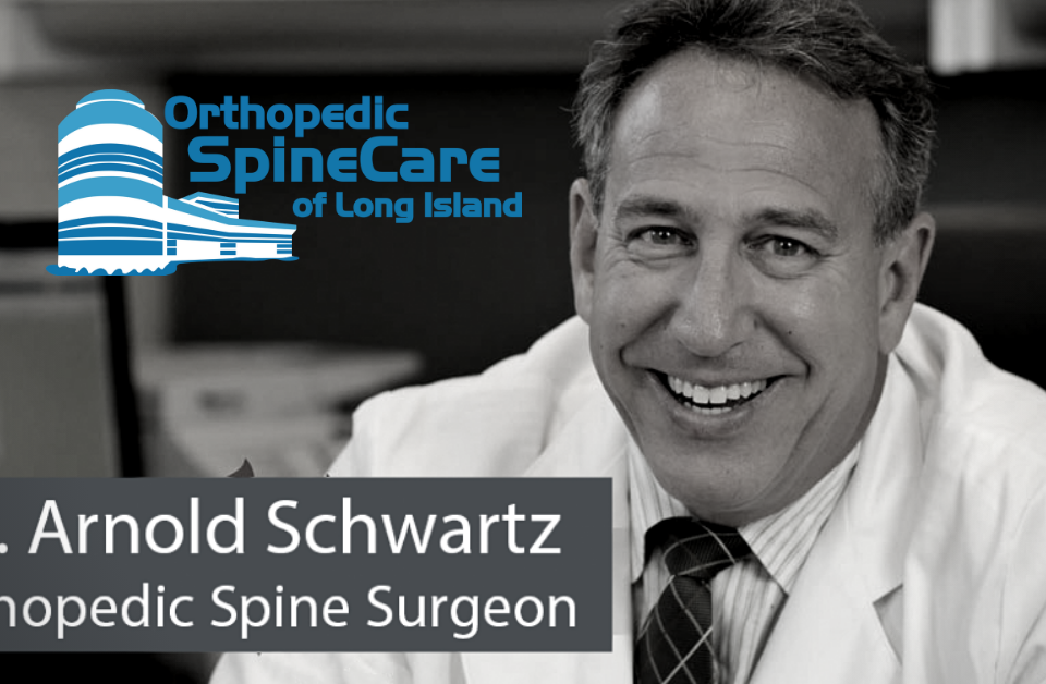 A photo of Dr. Arnold Schwartz, an orthopedic spine surgeon at Orthopedic Spine Care of Long Island.